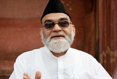 Why No Invite To Modi By Shahi Imam?