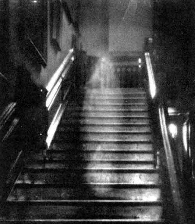 Share Your Real Life Ghost Stories Here