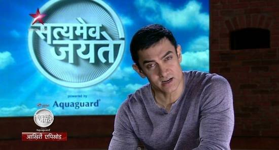 Can Satyamev Jayate Change Things In The Society?