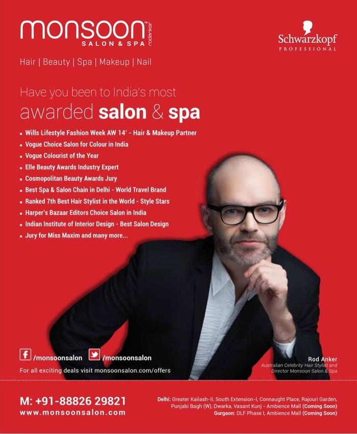 Best Hair Salon In Delhi