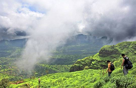 Top Rock Climbing Places In India - Malshej Ghat