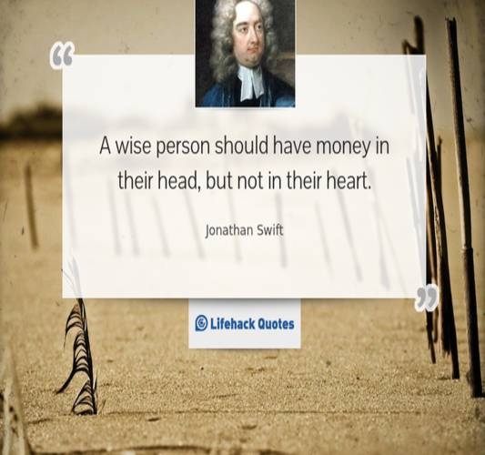 Money Quotes By Famous People That Can Change Attitude Towards Money..