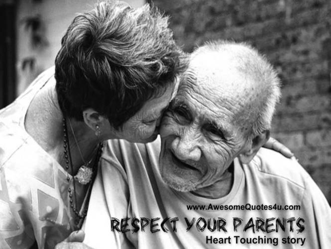 Old Age Parents