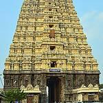 Most Famous Temples In India -Ekambareswarar, Kanchi, TN