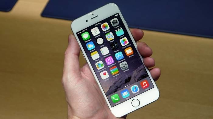 Apple IPhone 6 Features, Specifications And Price