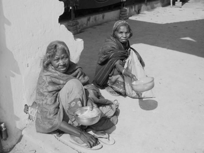 Why Give bheek To bhikari?