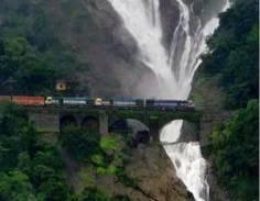 Incredible Rail Journeys Of India- Vasco Da Gama To Londa