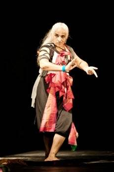 Maya Ram, A Veteran Kathak Dancer Passed Away