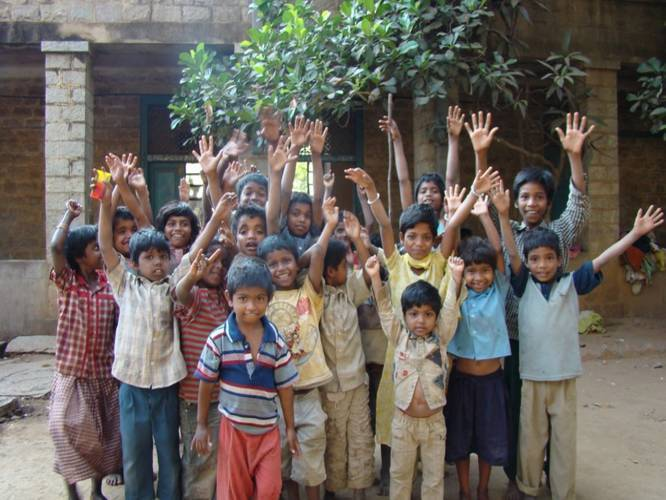 Improvisation Of Child Education In India
