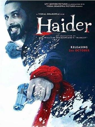 5 Reasons You Should DEFINITELY Watch Haider!