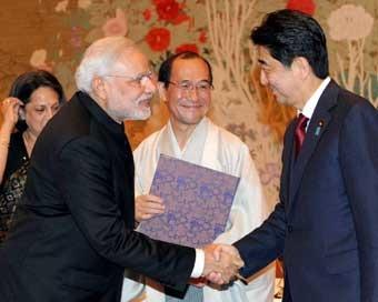 'Modi's Hindutva Card In Japan Shameful'