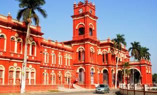 Lakshmi Vilas Palace, Dharbhanga, Bihar !!!