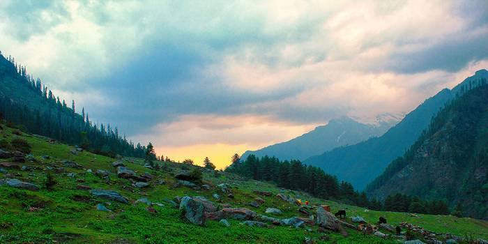 TOP Rock Climbing Places In India-Parvati Valley, Himachal Pradesh