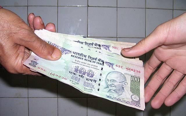 PREVAILING CORRUPTION IN INDIA