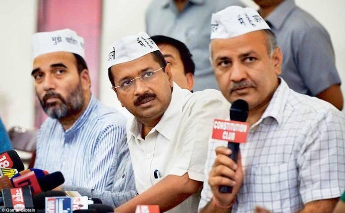 AAP Sting Video: BJP In Trouble!