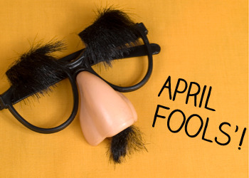 Share: Your Favourite April Fools' Day Prank