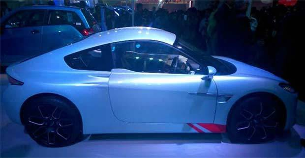 Upcoming Trend Setters In Indian Car Market - Mahindra Holo Electric Sposrtscar