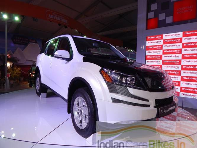 Upcoming Trend Setters In Indian Car Market - Mahindra XUV 500 Diesel Hybrid