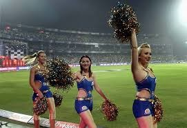 BCCI Keeps Cheerleaders Away From Players
