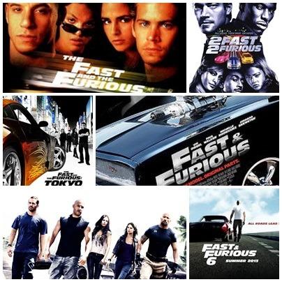 A Quick Recap Of Fast & Furious Series