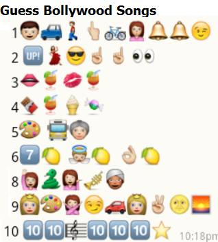 Guess The Name Of The Song..??