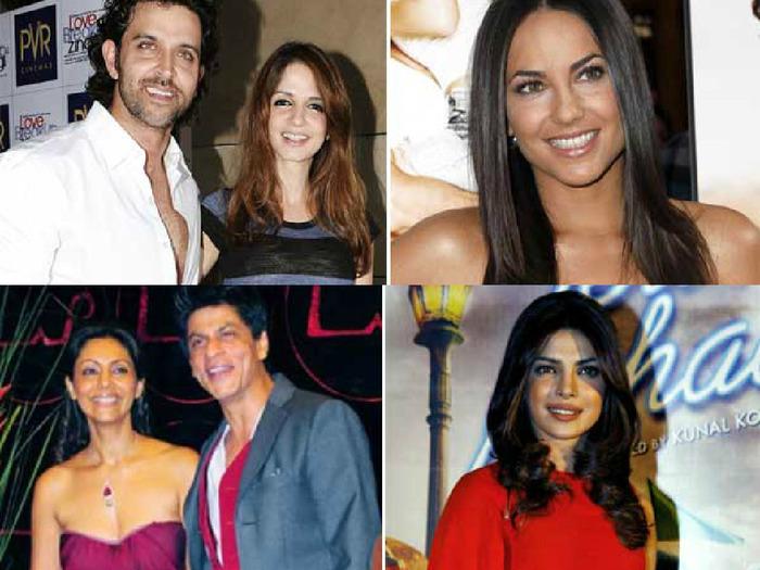 OMG: Alleged Extra-marital Affairs That Rocked Bollywood