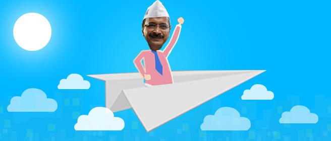 Funniest Memes Of Aam Aadmi Party(AAP)