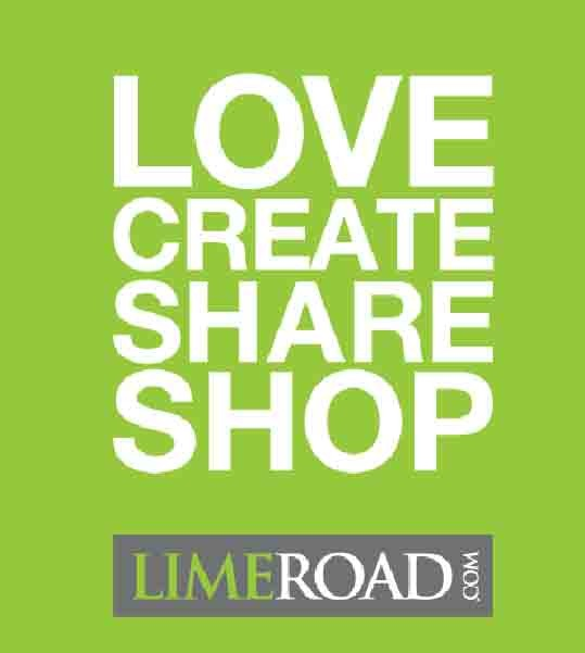 Love Create Share & Shop With LimeRoad