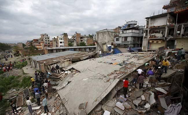 Nepal Earthquake Kills More Than 2000 People
