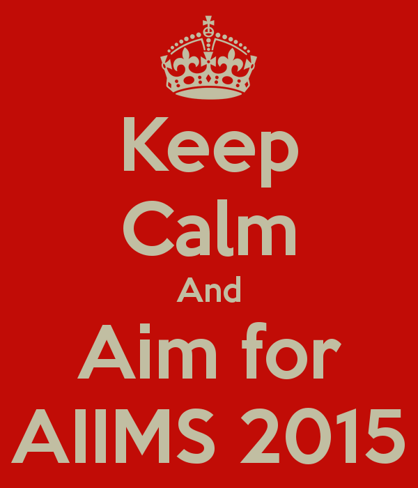 Tips To Crack AIIMS 2015- By Dr Bhatia