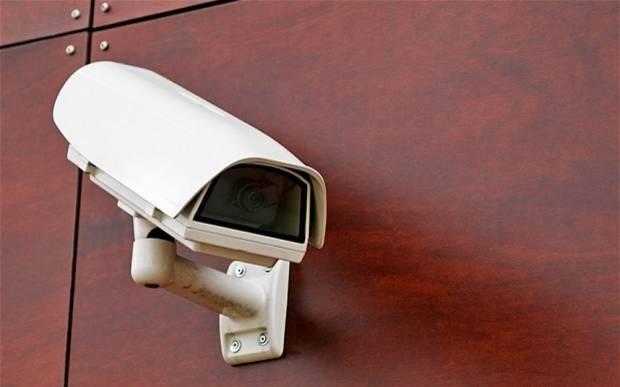 CCTV CAMERAS INSIDE DRESSING ROOMS