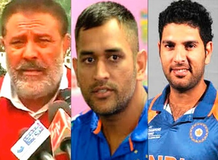 Why Is Yograj Singh Slamming, Cursing And Lashing Out At MS Dhoni?