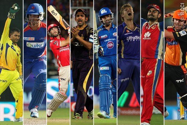 IPL 2015 Match Schedule & Fixture