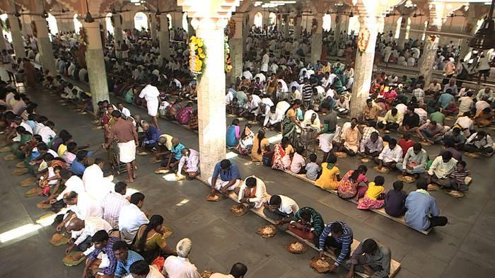 Fascinating Tales Of India's Mega Kitchens - Dharmasthala Manjunath Temple