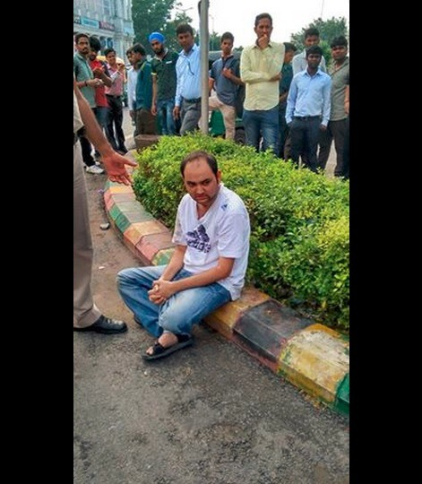 Harasser Forcibly Tries To Kiss Woman In Delhi; Police Refuses To File An FIR