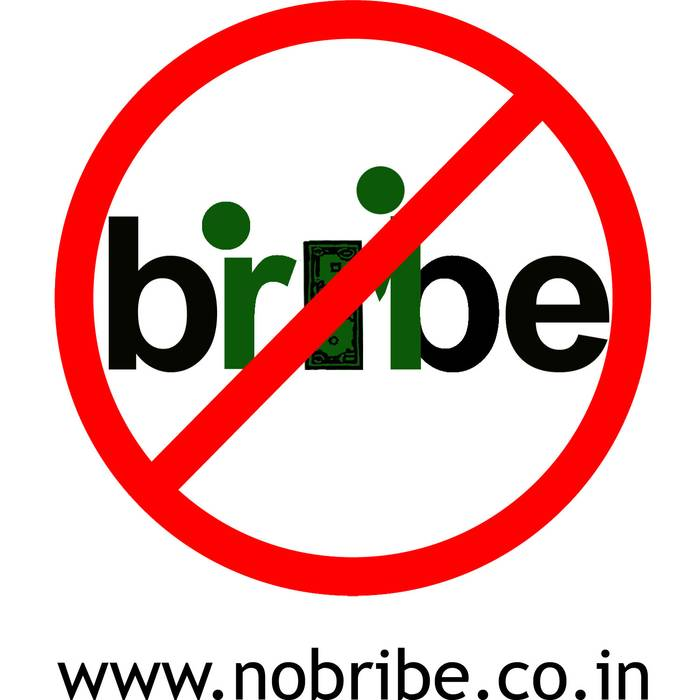 It's Time To Stop Bribery!
