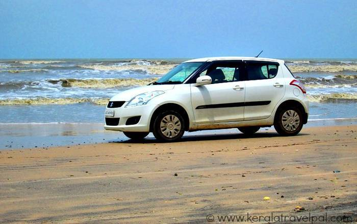 Amazing Coastal Belts - Muzhappilangad Drive-in Beach