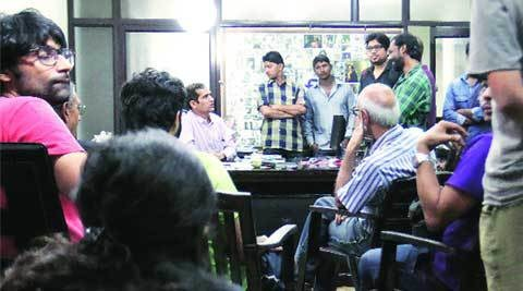 Might Night Arrest Drama: FTII Students Held, Delhi CM Offers 'space' To Run Classes