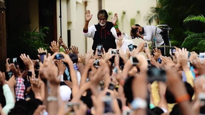 Throwback Thursday: 10 Vintage Photos From Amitabh Bachchan's Life