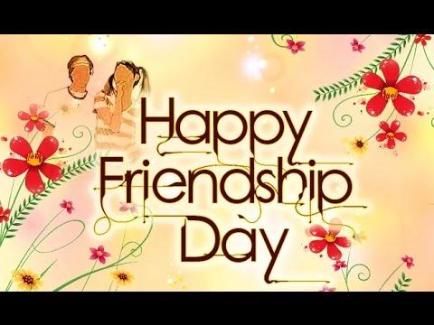 Happy Friendship Day..