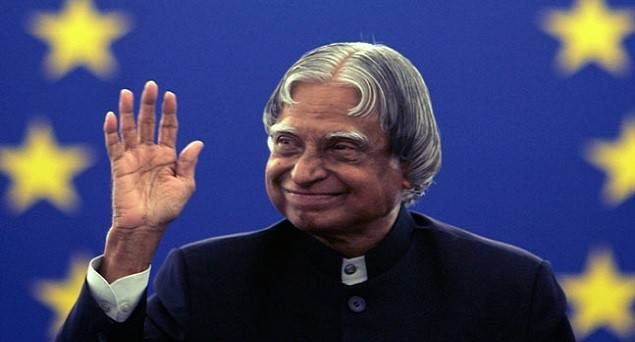 Kalam's Birthday As Youth Inspiration Day