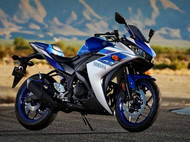 Yamha Launches YZF-R3 Makes Its Indian Debut