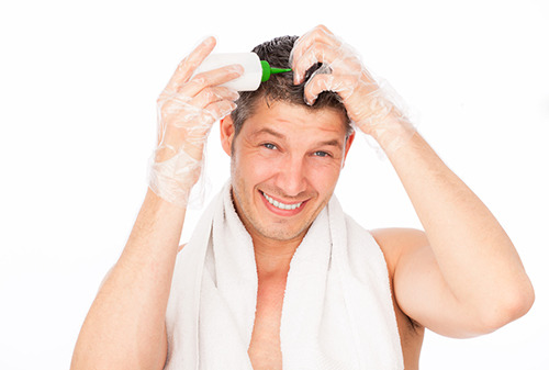 Hair Colouring For Men Made Easy