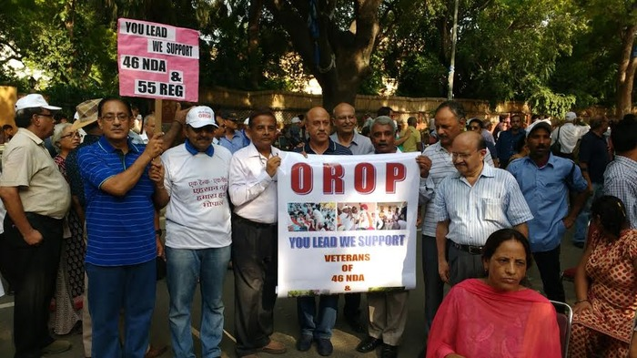Dear Mr. PM, Army Veterans Are Still Waiting For OROP