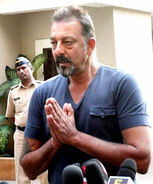Sanjay Dutt Granted 30-day Parole AGAIN