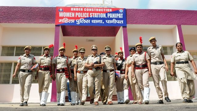Kudos To The All Women Police Station In Haryana