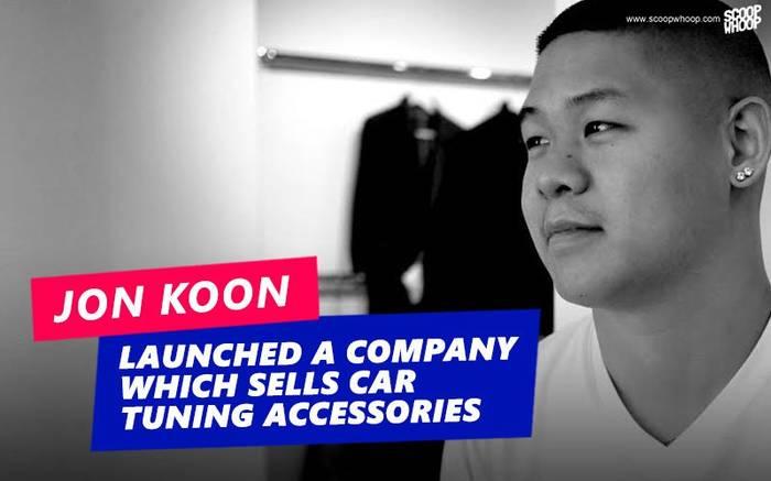 Youngest Self Made Millionaires - Jonathan Koon