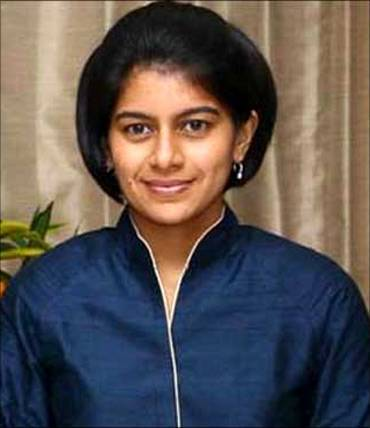 Billionaire Daughters Who Are Making It Big In Business - Lakshmi Venu