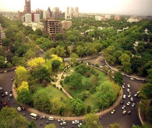 Delhi Greenery