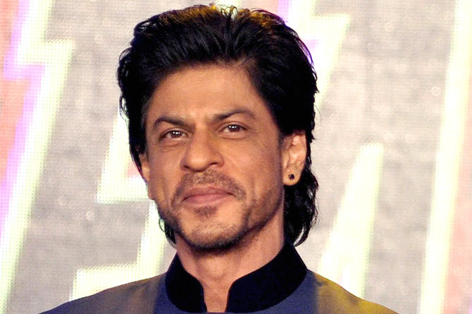 Shah Rukh Khan's Super AWW Moment On Twitter
